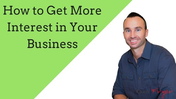 how to get more business