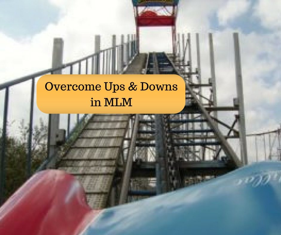 Survive the Emotional Roller-Coaster in MLM