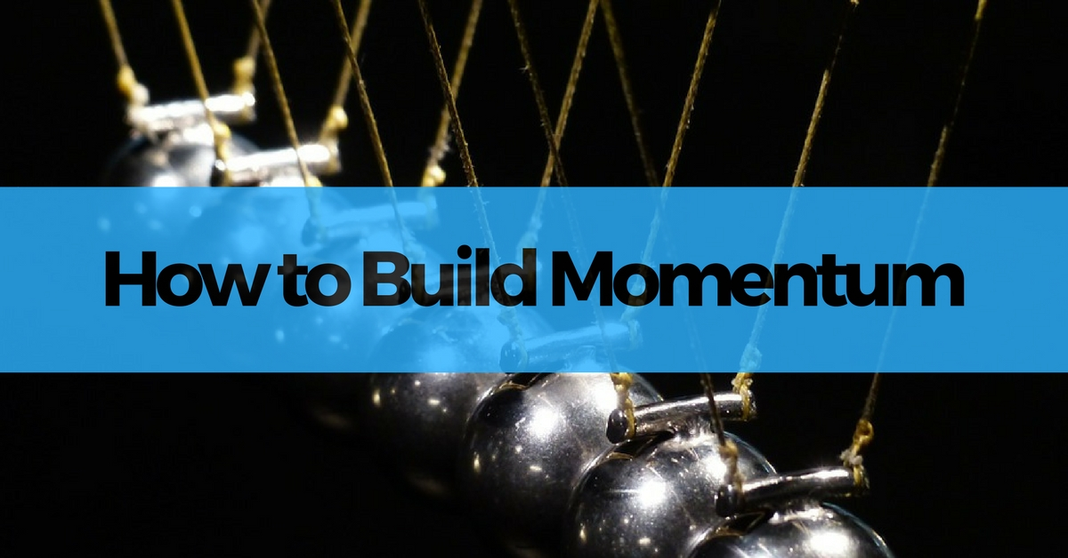 How to Build Momentum in Network Marketing