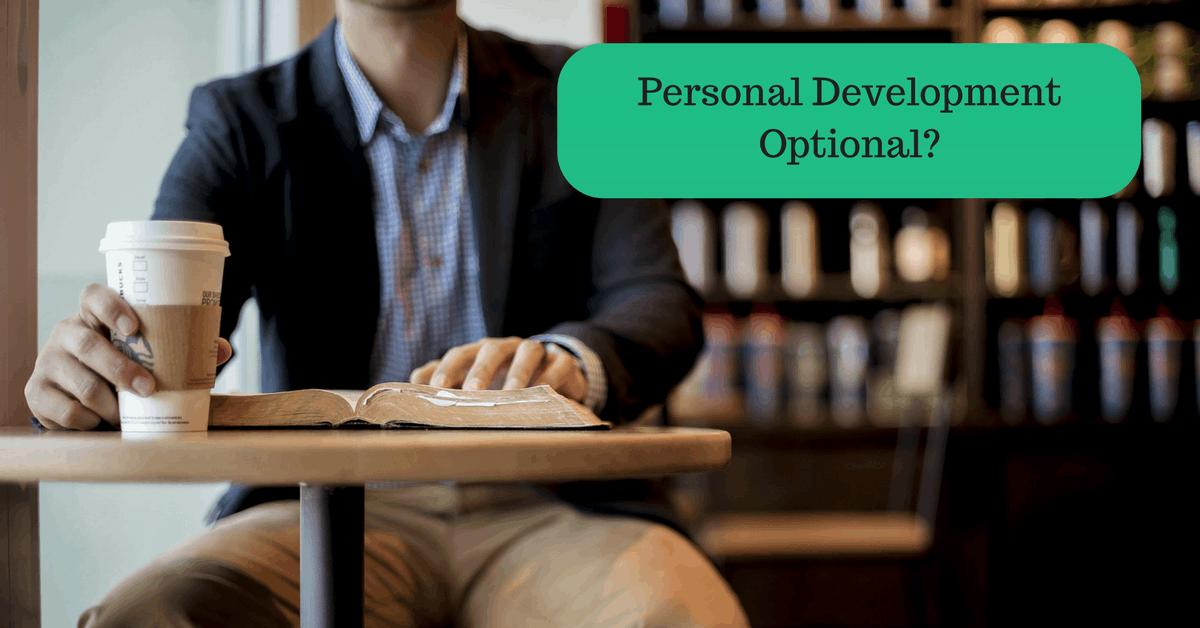 Personal Development Should be Optional