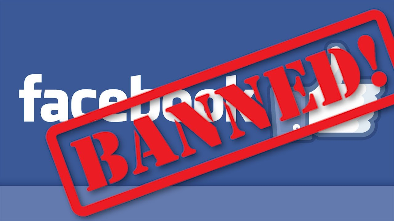 Network Marketers Facebook profiles being deleted