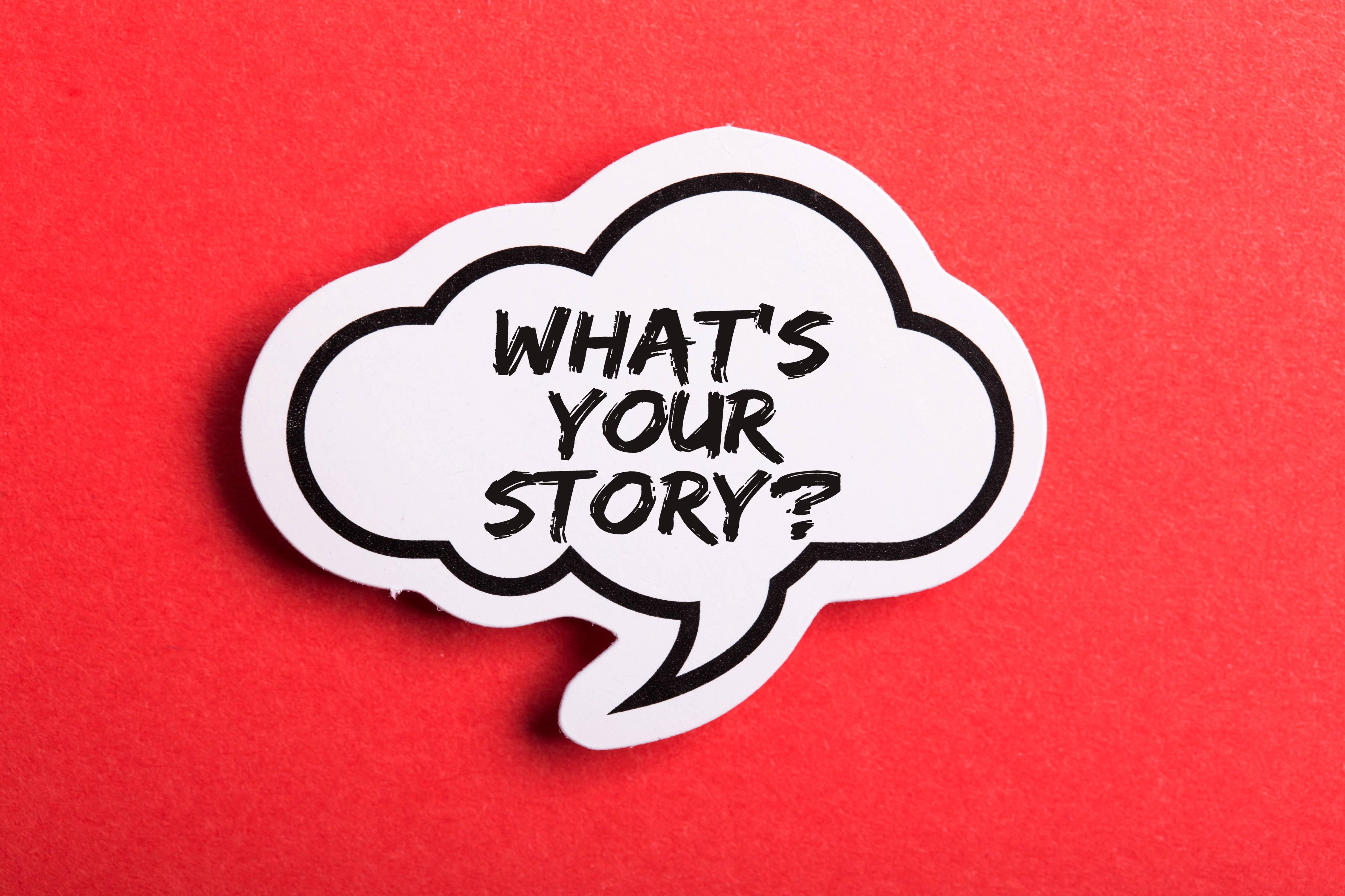 narrative content network marketing