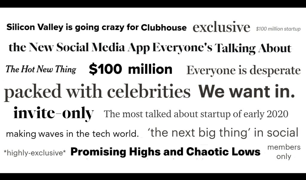 clubhouse app network marketing