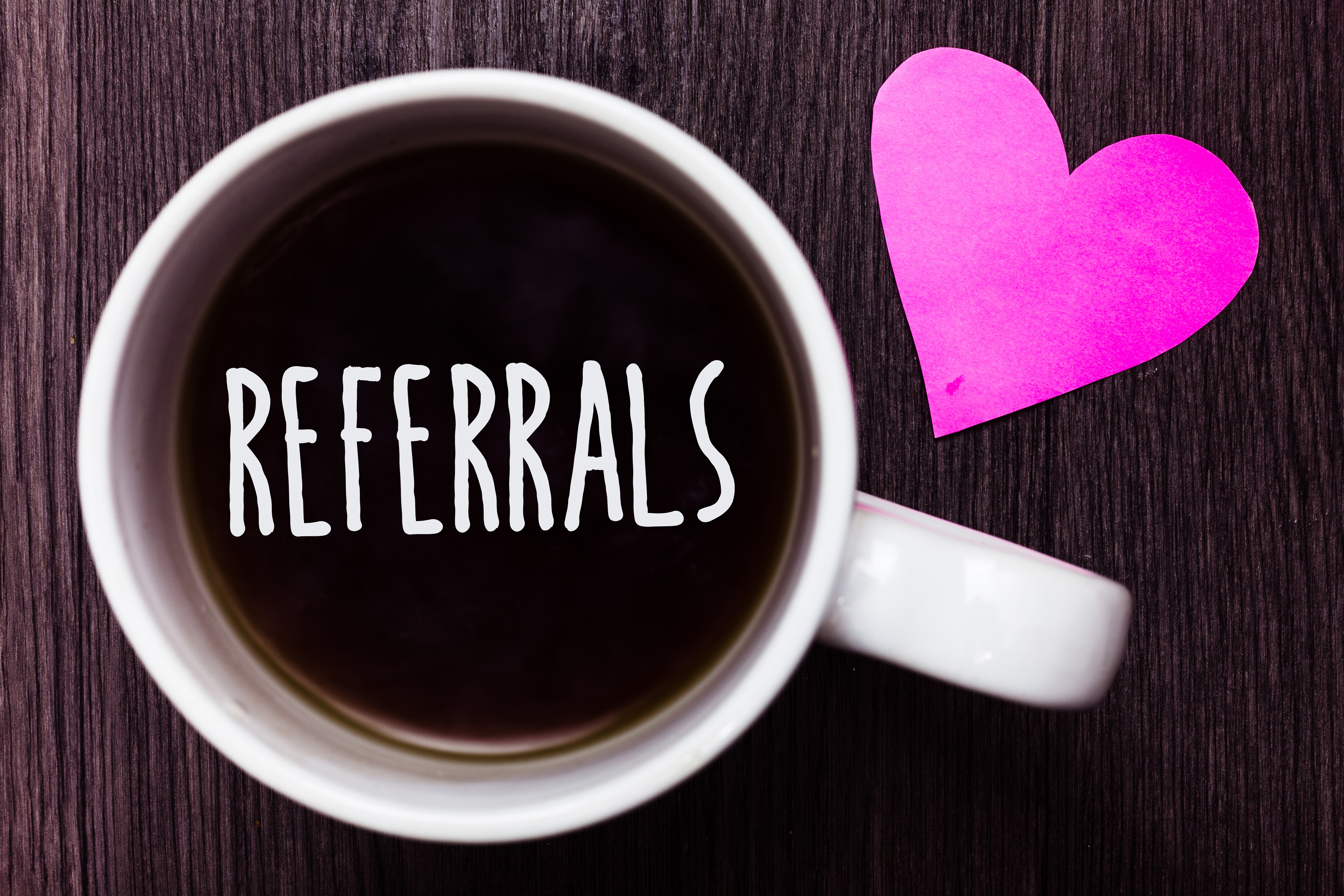 how to launch your network marketing business using referrals